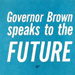 Pat Brown campaign flyer (1965)